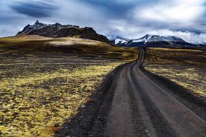 Down the dark roads. by LordLJCornellPhotos
