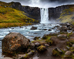 Roaring water by LordLJCornellPhotos