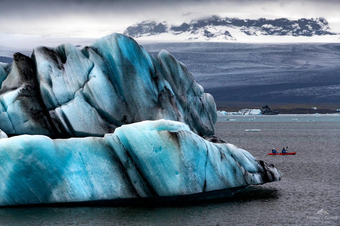 Big ice by LordLJCornellPhotos
