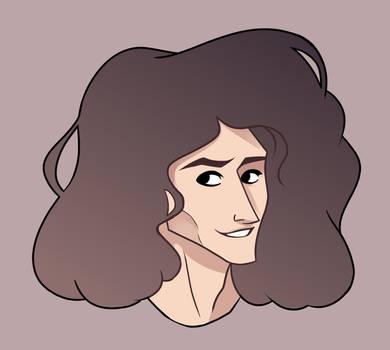Brian May Fan Art by sedepep