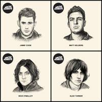 Arctic Monkeys SIAS by kaio89