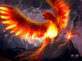 Phoenix by kaio89