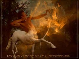 Sagittarius by Vinyariel