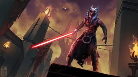 Star Wars The Old Republic - Juggernaut Sith by artlon