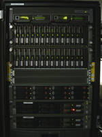 HP Disk Array by dull-stock