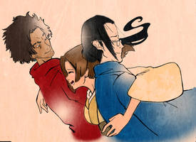 Samurai Champloo: The Reunion by Sweet-As-Spice