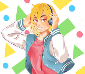 Radio star by Adriiana-chan