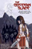 The Obsidian Blade by sturstein
