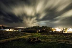Late night picnic by lg-studio