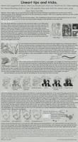 Lineart Tutorial by FCNart