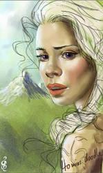 Elf Face Speedy by AlexandraKnickel