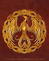 Phoenix - Seal II by AlexandraKnickel