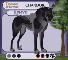 Renyk - Chandor by InstantCoyote