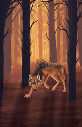 Forest Stalker by InstantCoyote