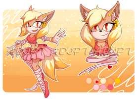 Adopt: Two-tailed Fenec [Auction CLOSED] by Yochanan-dreamer