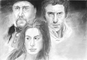 Les miserables Tribute by rigigo