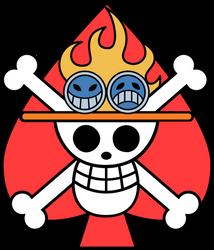 Ace's Flag by zerocustom1989