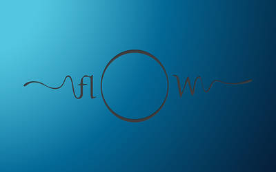 flOw Wallpaper by zerocustom1989