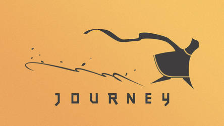 Journey Wallpaper by zerocustom1989