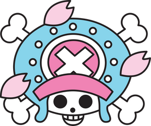 Chopper Flag Symbol - timeskip by zerocustom1989