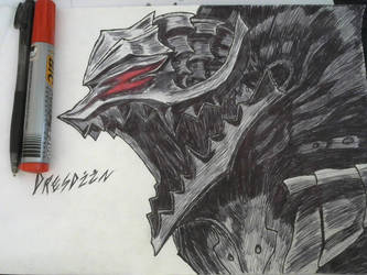 Berserker Armour by Dresdiin