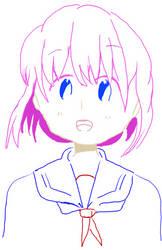Saki-chan by yesiwearpants