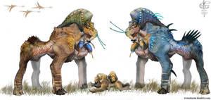 Parenting by Vincent-Covielloart