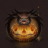 Pumpkin King Drake by Vincent-Covielloart