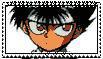 Chibi Hiei Stamp by Hikaru2322