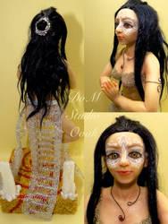 Yoga doll by Majanursery