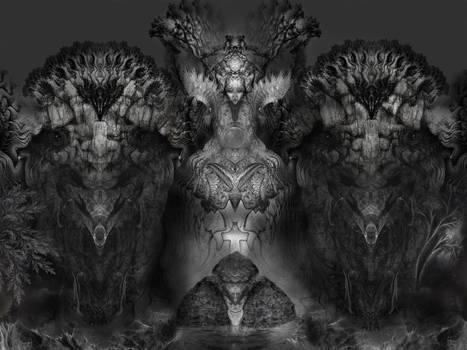 More Than Gods by eddyhaze