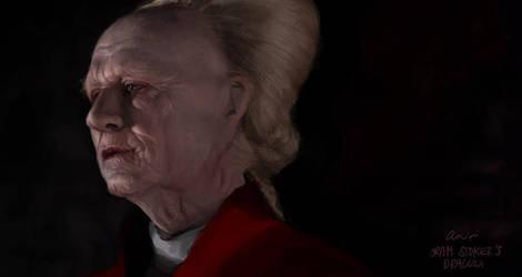 Study: Bram Stoker's Dracula by realgoodpizza