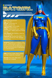 Batgirl (Character Profile) by Sandmarine