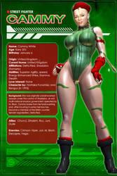 Cammy (Character Profile) by Sandmarine