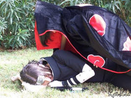 Time to sleep by Uchiha-Raku