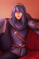 Lucina (Armored) by prettypunkae