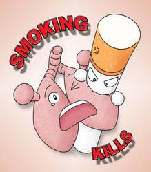 Smoking Kills... by Jdan-S