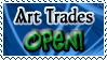 Art Trade OPEN - Stamp by Drache-Lehre