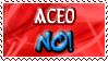 Aceo NO - Stamp by Drache-Lehre