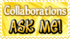 Collaborations ASK ME - Stamp by Drache-Lehre