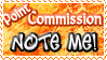 Point Commission NOTE ME by Drache-Lehre