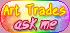 Pastel Rainbow - Art Trades Ask Me by Drache-Lehre