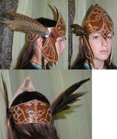 Elven helm by Celefindel