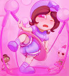 PrincessPolly63 - Squishy Bouncy Swing (Clean) by OverFlo207