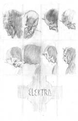 Daredevil - Elektra's grave by AshleeHG