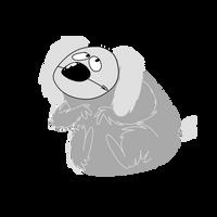 Muptober 10 - Rowlf's Nephew by DeeIsBrowsing