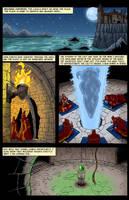 Stray, The Blood Devil's Eye page 1 by EricKemphfer