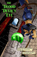 Stray, The Blood Devil's Eye page 2 by EricKemphfer