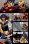 Stray The Blood Devil's Eye page 15 by EricKemphfer