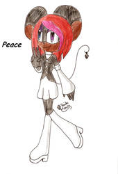 Peace Raida by Firedragonn
